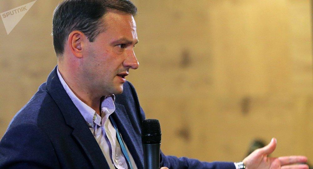 Sergey Brilev, el presidente del Instituto Bering-Bellinghausen para las Américas (IBBA)