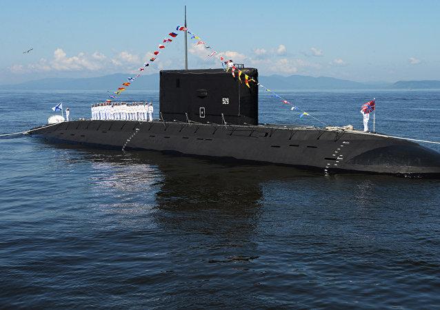 Todo lo que tienes que saber sobre los submarinos Varshavianka