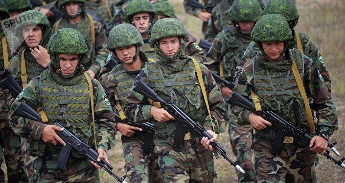 El Ejército de Tayikistán