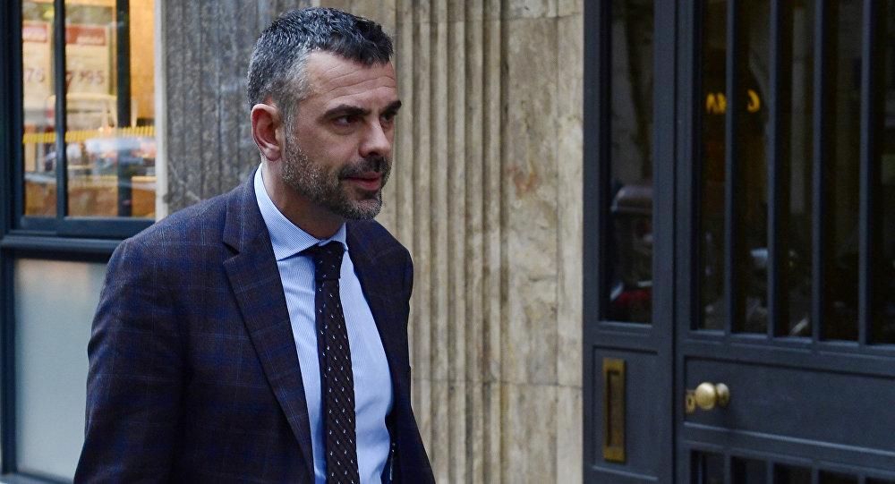 Santi Vila, el exconsejero catalán