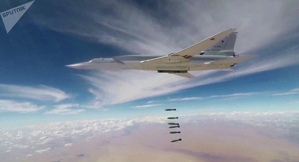 Bombardero estratégico ruso Tu-22