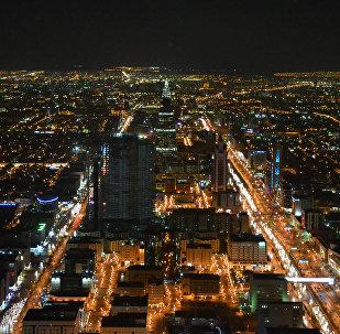 Riad, la capital de Arabia Saudí