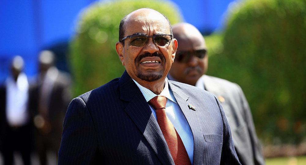 Omar Bashir, presidente de Sudán