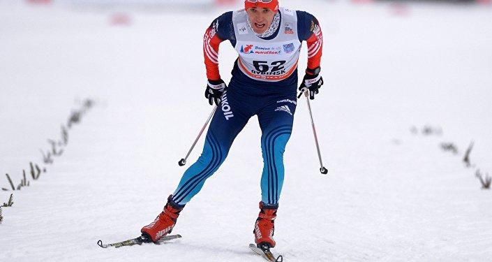 Eugueni Belov, atleta ruso