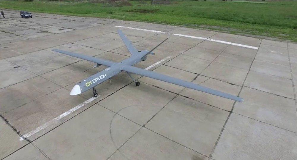 El dron ruso Orion