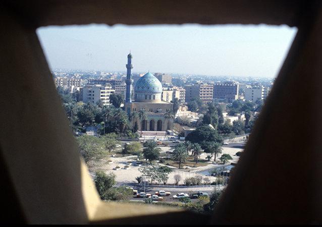 Bagdad, archivo