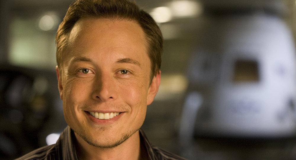 Elon Musk, fundador de Tesla (archivo)