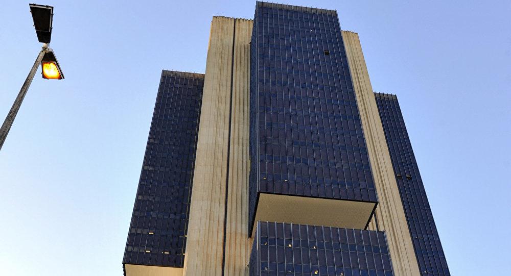 Sede del Banco Central de Brasil
