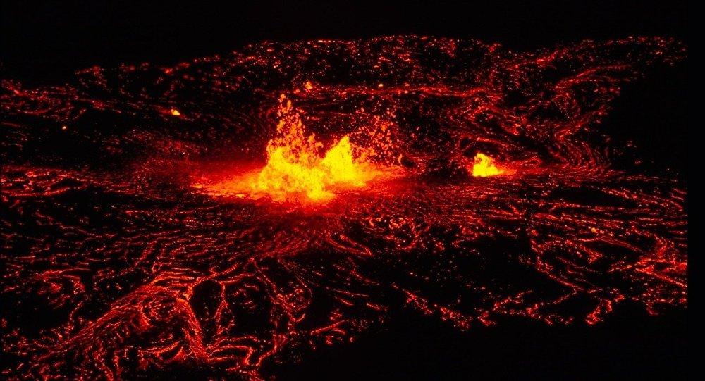 Lava (imagen referencial)