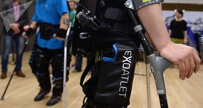 Exoatlet, el exoesqueleto de producción rusa
