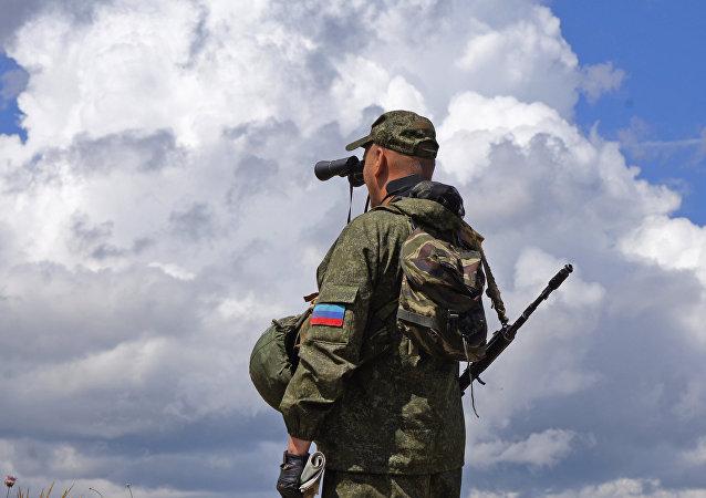 Nueva tregua en Donbás (archivo)