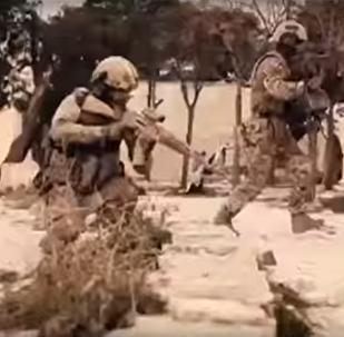 Todo el poderío de las Fuerzas Armadas rusas en 50 segundos (vídeo)