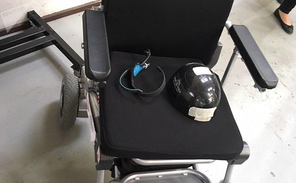 Un proyecto de la organización Robotics Lab (Chile)