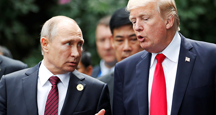 Trump y Putin en congruencia por derrocar al Estado Islámico