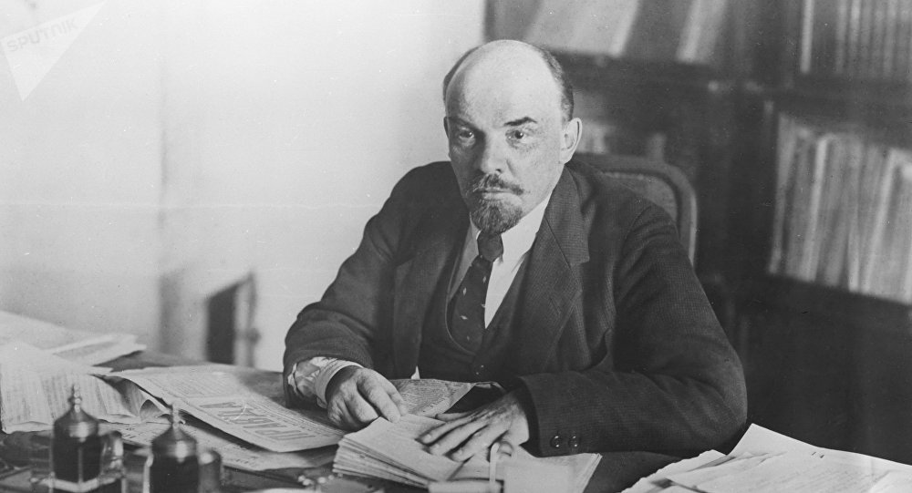 Vladímir Lenin, el líder bolchevique