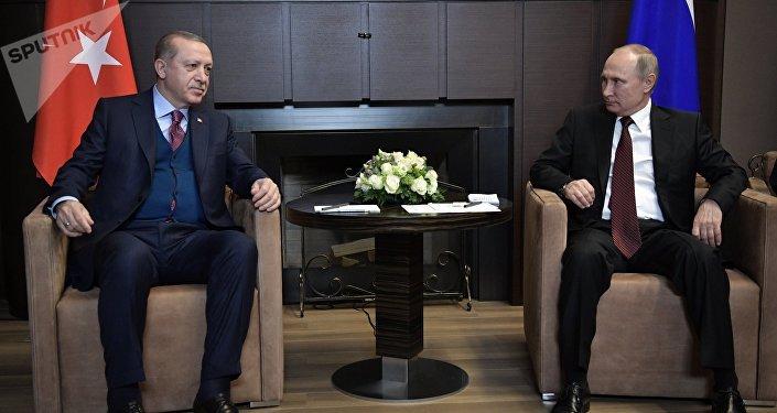 Rusia, Turquía e Irán se reúnen en Antalya para hablar de Siria