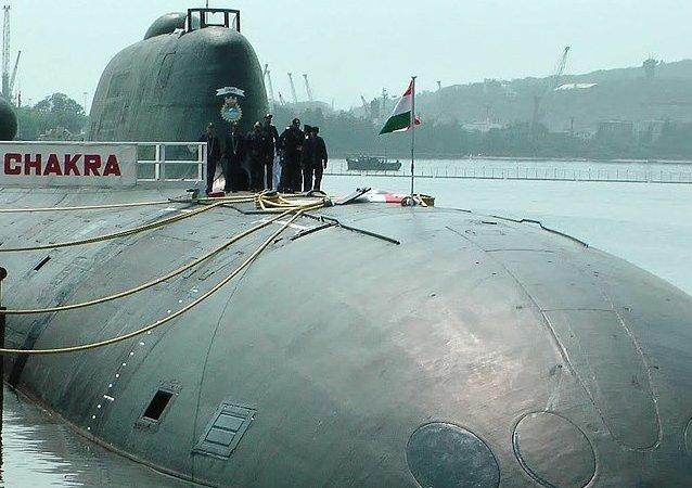 Submarino indio Chakra