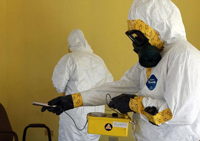 Protección radiológica (imagen referencial)