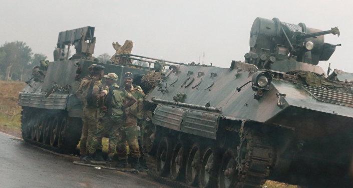 Situación en Zimbabue