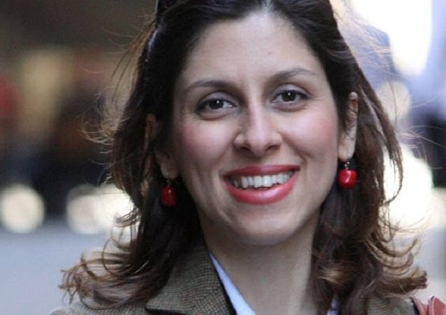 Nazanin Zaghari-Ratcliffe, la ciudadana británico-iraní