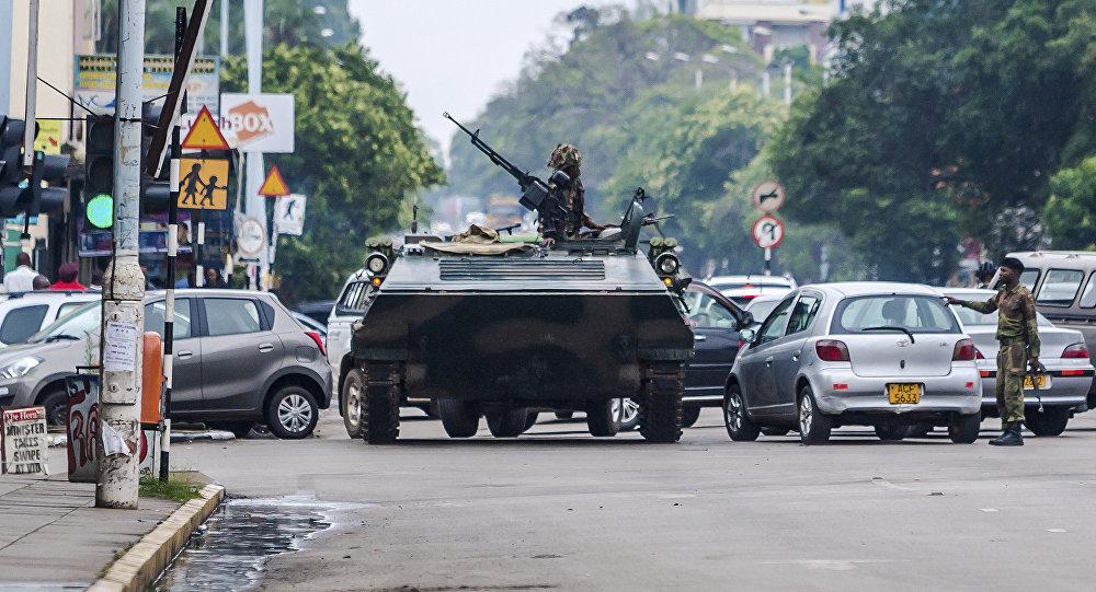 Unión Africana: No aceptaremos jamás el golpe de Estado militar en Zimbabue