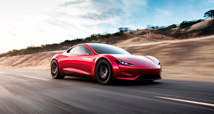 Roadster, el deportivo de Tesla