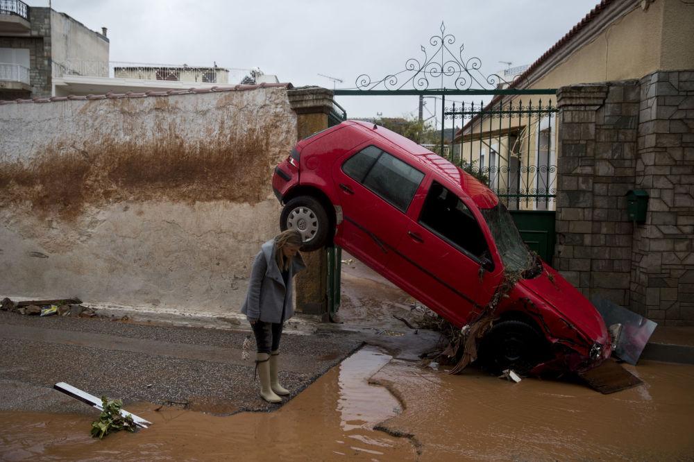 El mundo en fotos: las instantáneas más impactantes de la semana