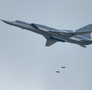Bombardero de largo alcance Tu-22M3