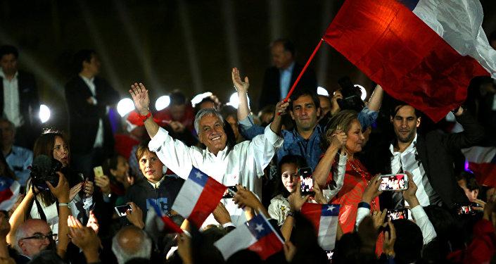 En Nueva Zelanda comenzó la elección presidencial chilena