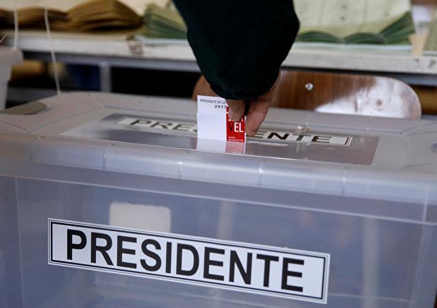 Elecciones presidenciales en Chile (archivo)