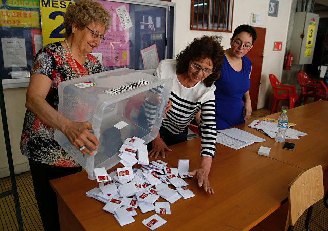 Elecciones presidenciales en Chile
