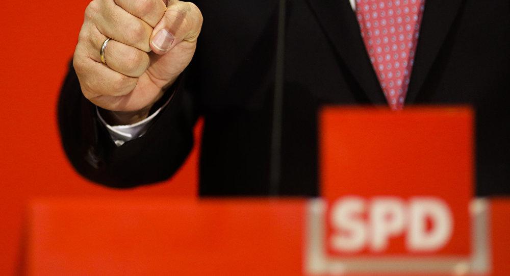 El Partido Socialdemócrata de Alemania (SPD)