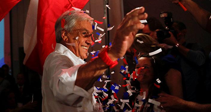 Sebastián Piñera, el presidente electo de Chile