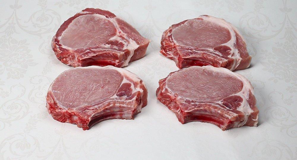 Carne de cerdo (imagen referencial)