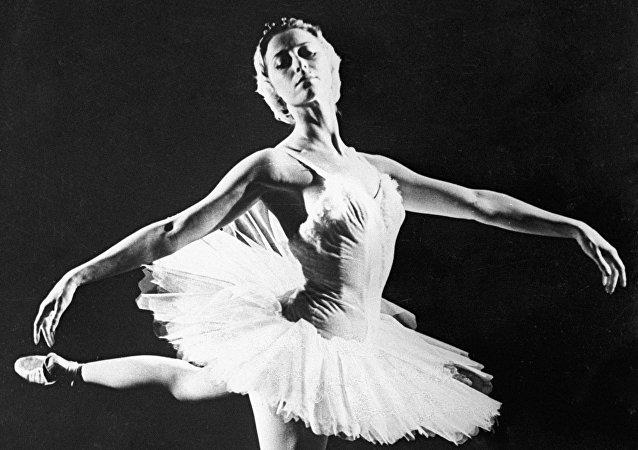 Maya Plisétskaya, bailarina legendaria del ballet ruso