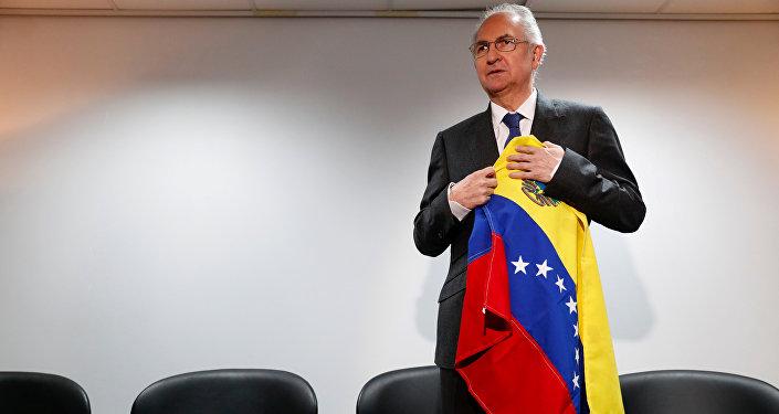 España asegura que sanciones de la UE buscan promover diálogo en Venezuela