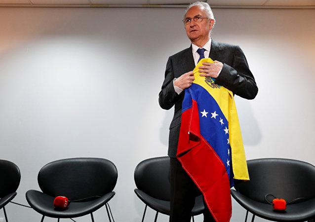 Antonio Ledezma, el opositor venezolano