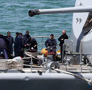 Búsqueda del submarino ARA San Juan (archivo)