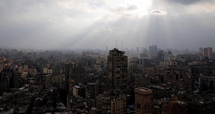El Cairo, la capital de Egipto