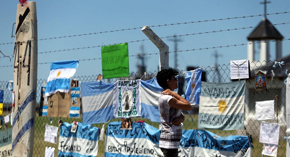 ARA San Juan: el Sophie Siem regresa a Comodoro Rivadavia