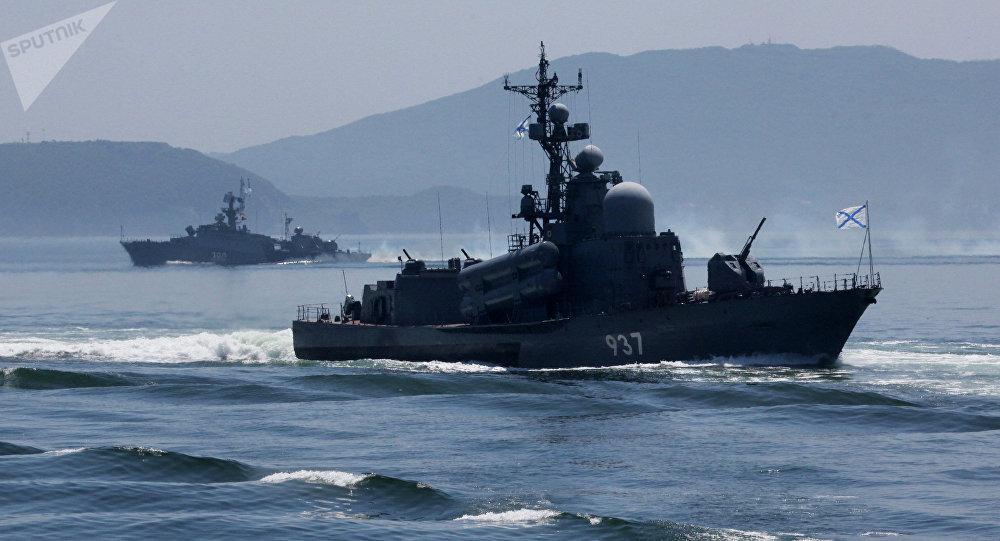 La Armada Rusa (imagen referencial)