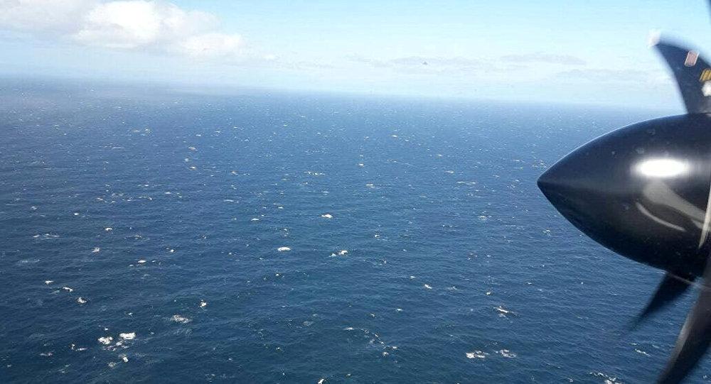 Misión de búsqueda del submarino argentino desaparecido San Juan (archivo)