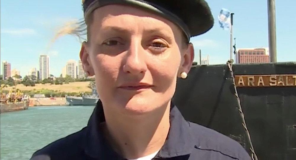 Eliana Krawczyk, la primera mujer submarinista de América del Sur