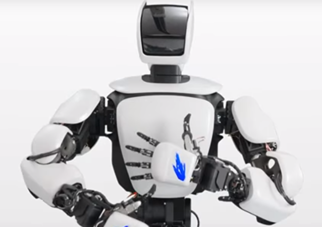 El robot humanoide de Toyota T-HR3
