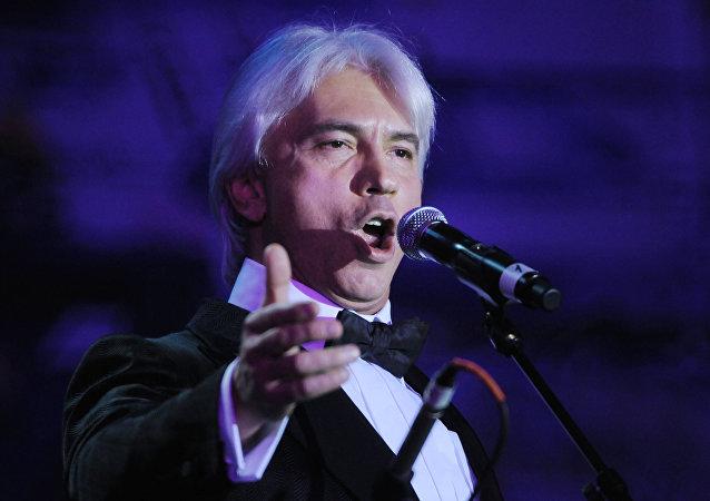 Dmitri Jvorostovski, el cantante de ópera ruso