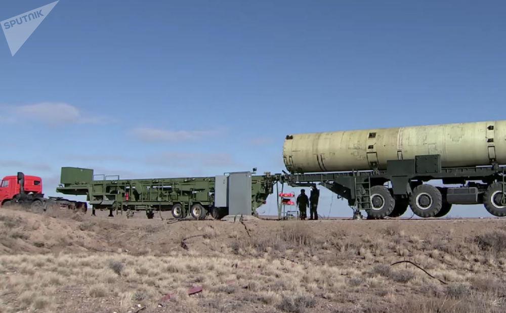 El escudo antimisiles de Moscú: lanzamiento del nuevo e innovador proyectil ruso