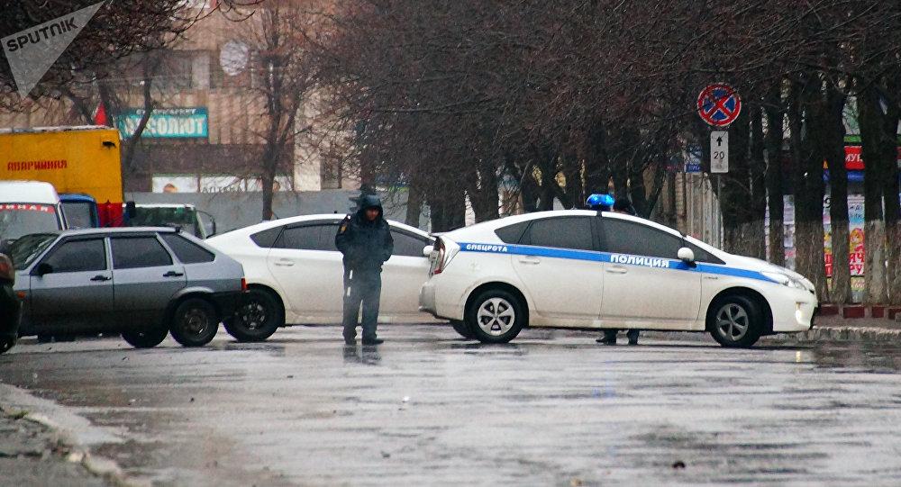 Situación en Lugansk
