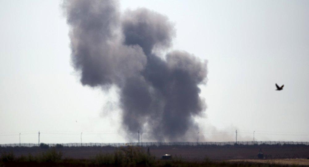 Explosión en la península del Sinaí (archivo)
