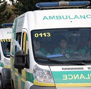 Ambulancia de Georgia