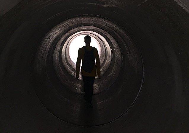 La luz al final del túnel (imagen ilustrativa)